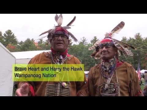 NH Abenaki Heritage Weekend at MiTiJo 2016