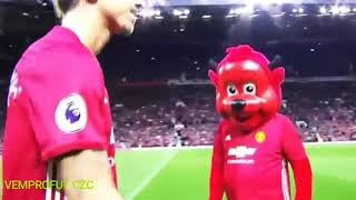 Zlatan Ibrahimovic ★ Dribles e Gols - Mancherster United