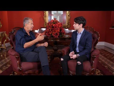 Entrevista Mario Testino (Versión Completa)