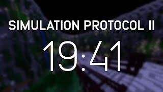 Minecraft TAS: Simulation Protocol II: Overload (00:19:41:633)