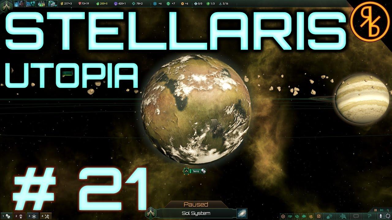 Terraforming resources stellaris