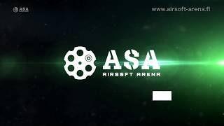 AirSoft Arena in Finland