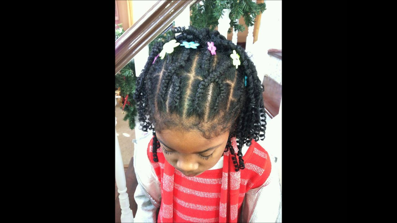 Pk S Jamaican Crochet Braids For Kids Youtube