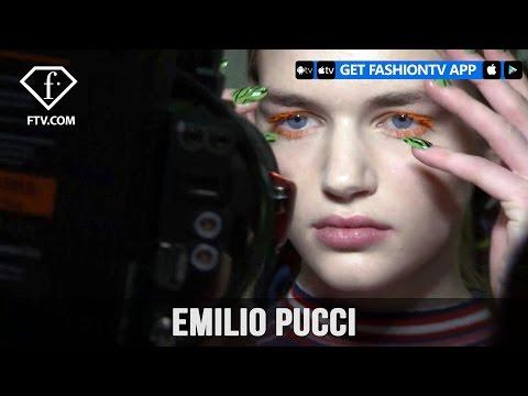 Milan Fashion Week Fall/Winter 2017-18 - Emilio Pucci | FashionTV
