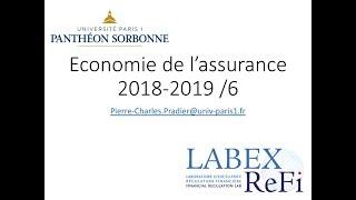 Economie de l'assurance 2019 - 6