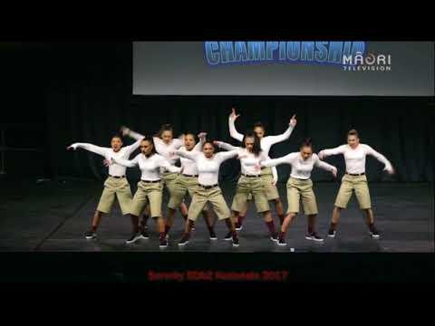 Sorority Dance Crew Nationals 2017