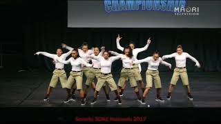 Sorority Dance Crew Nationals 2017