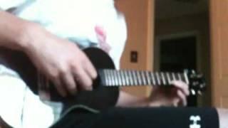 Balad on ukulele