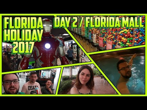 Shopping & Fun At Florida Mall VLOG | FLORIDA 2017