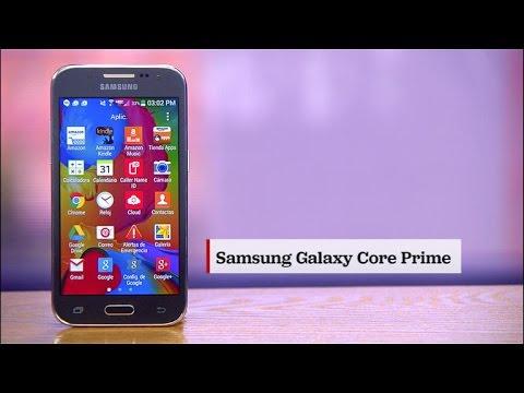 Galaxy Core Prime, uno de los teléfonos más baratos de Samsung