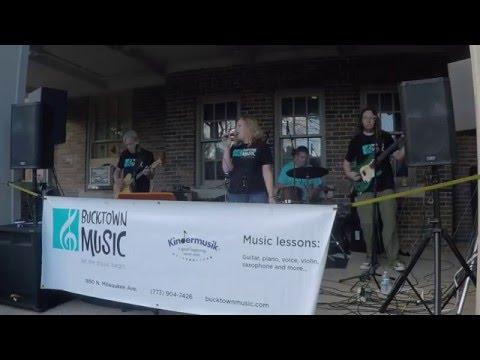 Wild Rice Band Bucktown 2015