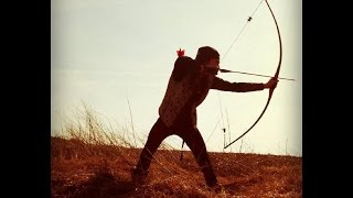 Traditional Archery - tips and practice