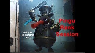 [Identity V] Hunter Rank Pingu Edition