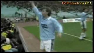 Italian Serie A Top Scorers: 1993-1994 Giuseppe Signori (Lazio) 23 goals