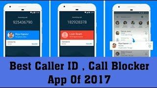 Caller ID , Call Blocker  App Best In 2017 HD video screenshot 4