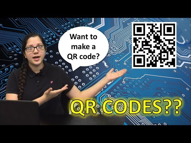 How to Make a QR Code and How They Work