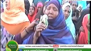 badhan xaflad soo dhowayn loo samaynayey wasirada haweenka iyo arimaha qoyska puntland o27 12 2012 somali channel