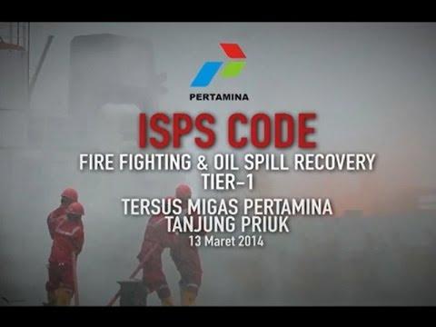 ISPS Code Tanjung Priuk 13 Maret 2014