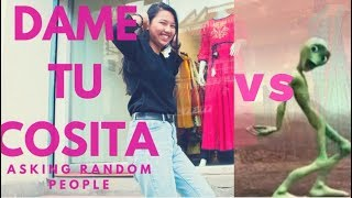 Nepalese vs Alien Dance   Dame Tu Cosita Dance Challenge 2018