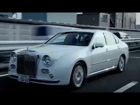 """Top Gear. Японский """"Rolls-Royce"""""""