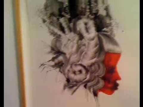LA Art Show - David Choe & ??? @ PYO Gallery