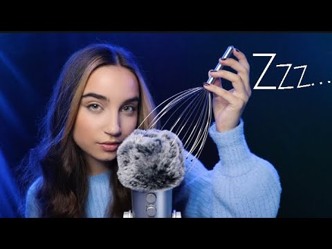 Download ASMR : Fluffy Mic Scratching papouilles - Simulated Scalp Massage 💆♀️💆♂️