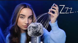 ASMR : Fluffy Mic Scratching papouilles - Simulated Scalp Massage 💆‍♀️💆‍♂️