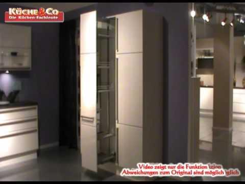 Küche&Co Apothekerschrank wmv