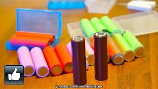 видео Какие лучше аккумуляторы 18650 для электронных сигарет?