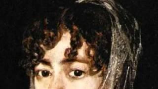 Enrique Granados, 4/6 Quejas o la maja y el ruiseñor, guitar trio, Goya