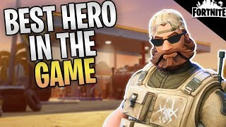 FORTNITE - How To Get The Best Hero In Save The World (Sledgehammer Perks And Gameplay)