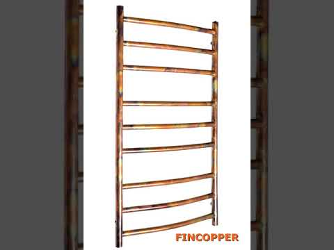 FINCOPPER - финские полотенцесушители из меди