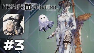 NieR Re[in]carnation - 🔪Akeha Mechanical Assassin🗡️ - Gameplay Walkthrough Part 3