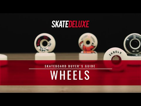 How to choose your skateboard wheels | skatedeluxe Buyer's Guide