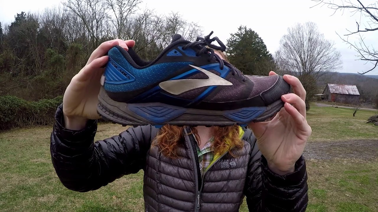 brooks cascadia 12 mens 2019
