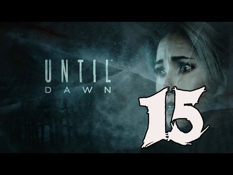 Until Dawn - Gameplay Walkthrough Part 15: Discovery in the Mines