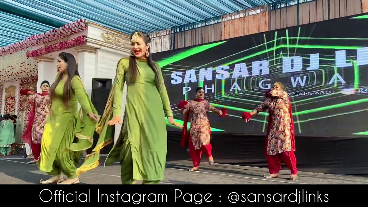 Top Orchestra Bhangra Group 2021 | Best Punjabi Dancer 2021 | Sansar Dj Links | Best Dj In Punjab