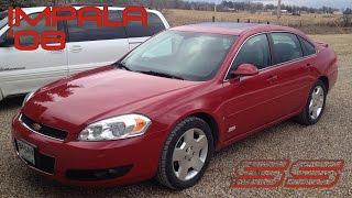 my new dd a 2008 impala ss