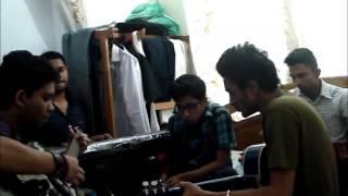 Bondhu- Anjan Dutta, covered by Shekor