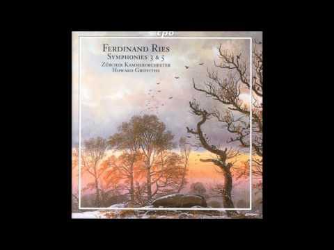 Ries Symphony No.3