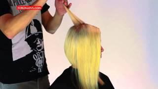 видео Самые модные Новогодние причёски за 5 минут ★ Для средних/длинных волос, быстро и легко