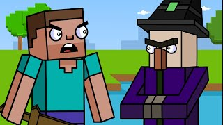 Block Squad: Survival (Minecraft Animation Compilation)