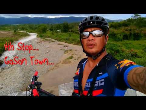 MarinduQue Round the Island Ride  07JAN2018