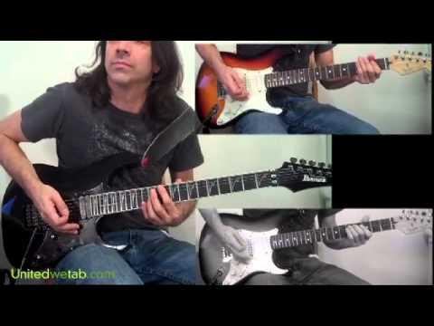 Shaman's Harvest - Dragonfly Guitar Cover