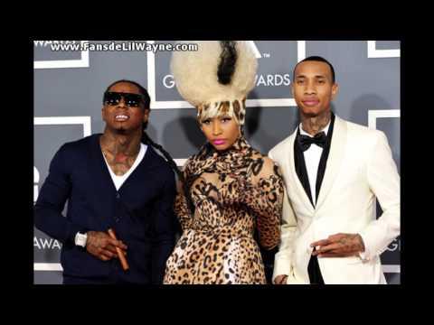Tyga Feat Nicki Minaj & Lil Wayne - Senile (Subtitulada En Español)