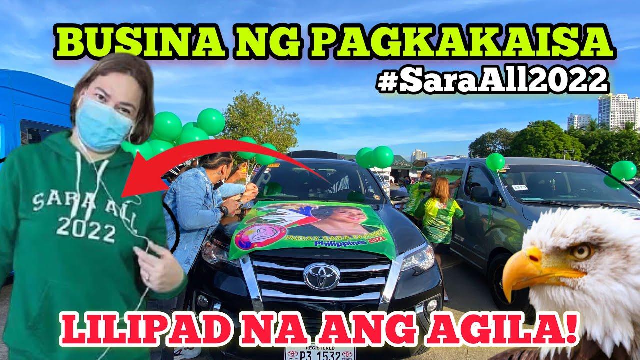 Download LILIPAD NA ANG AGILA! BUSINA NG PAGKAKA-ISA IKINASA SA METRO MANILA!