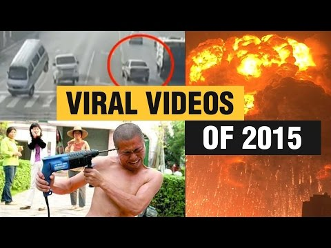 Top 8 Most Watched Chinese Viral Video of 2015