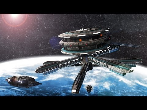 International Space Station Nat Geo Science Documentary HD |