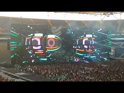 Steve Aoki Live @Big City Beats Frankfurt 2018