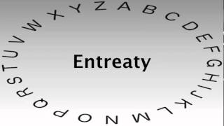 Watch Entreat Words video